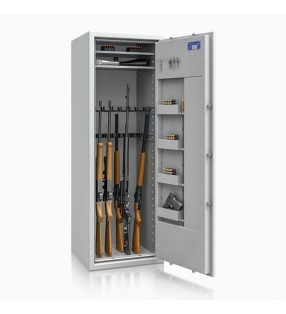 Szafa na broń długą klasa l GUNZ MAX 56467.02