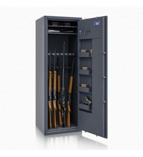 Szafa na broń długą klasa l GUNZ MAX 56467.11
