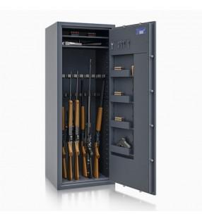 Szafa na broń długą klasa l GUNZ MAX 56468.12