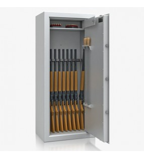 Szafa na broń długą FüSSEN 54002