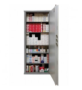 Sejf gabinetowy, biurowy Metalk PANDA 1726540